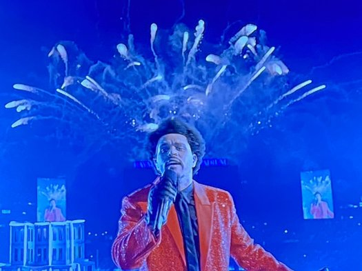 Super Bowl 2021, The Weeknd canta sette canzoni all ...
