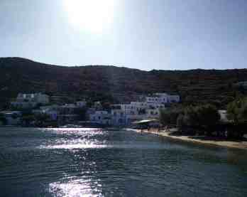 Les Cyclades : l'île de Sifnos photo 2