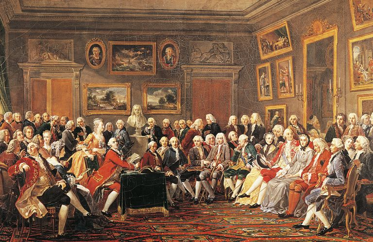 The 18th Century : the Age of Enlightenment