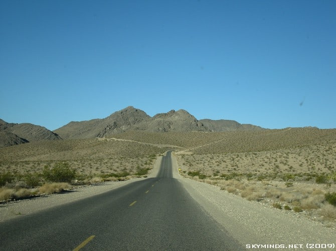 US Summer Trip 2009 in Las Vegas and Death Valley photo 96