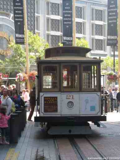 San Francisco : Union Square, downtown, cable car, Fisherman's Wharf photo 17