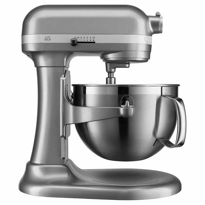 KitchenAid KP26M9X 590W 6 Qt Professional Bowl