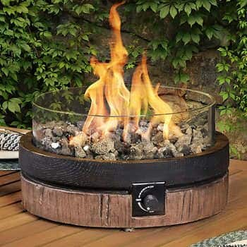 Northwoods Decorative Table Top LP Fire Bowl at Costco For ... on Costco Outdoor Fireplace  id=76293