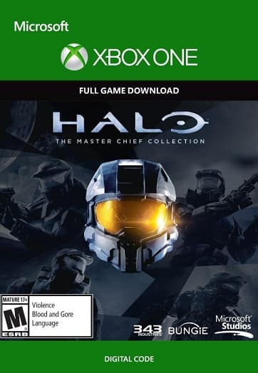 Halo The Master Chief Collection Xbox One Digital Download 1234