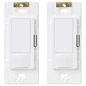 Light Switches: 2Pack Maestro Single Pole Motion Switch  Slickdeals