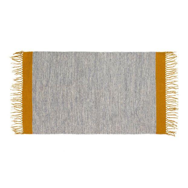 tapis de bain en coton