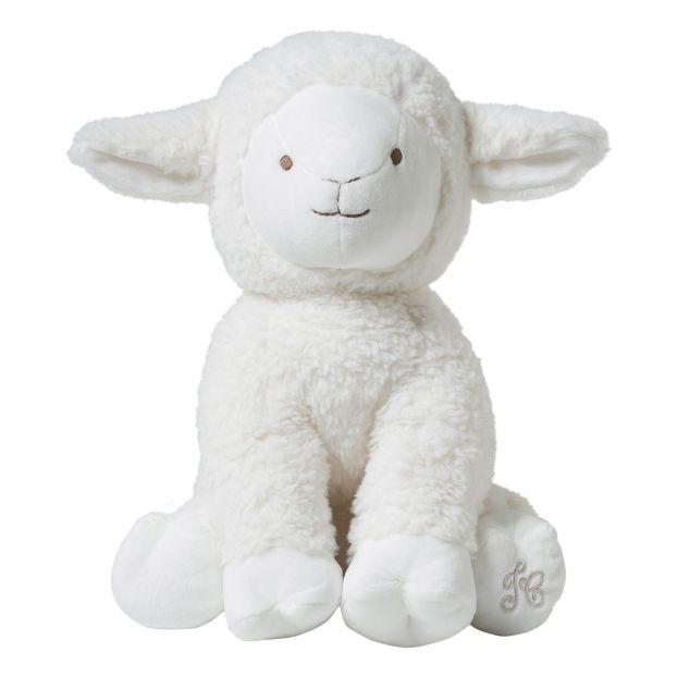 peluche edmond le mouton ecru