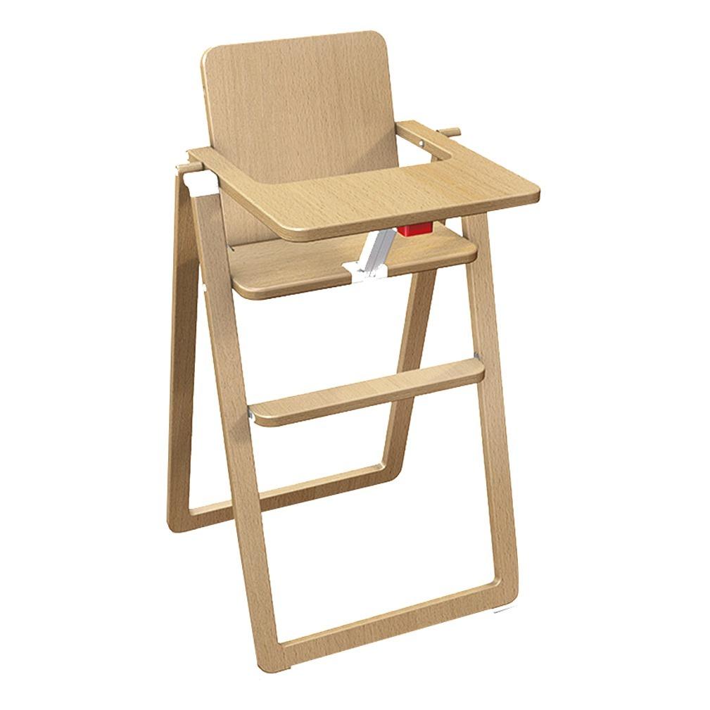 chaise haute supaflat naturel supaflat design bebe