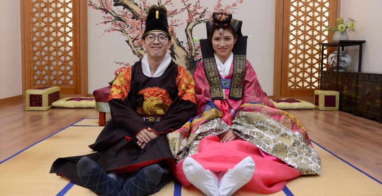 韓国の結婚式에 대한 이미지 검색결과