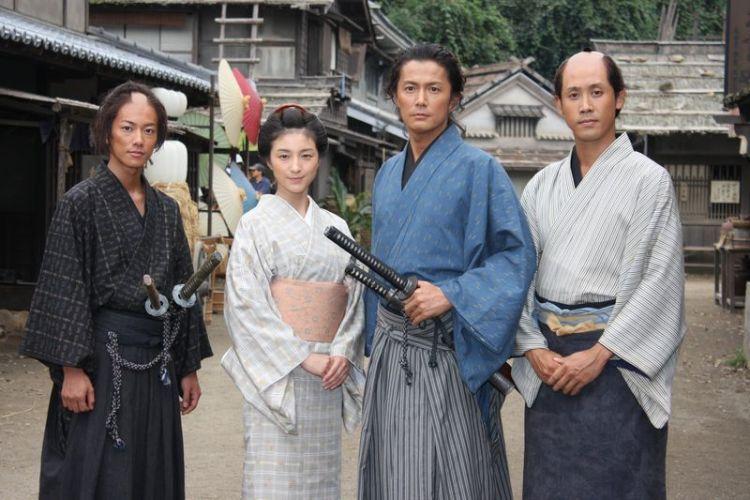 「佐藤健 龍馬伝」の画像検索結果