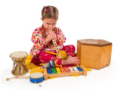 Kid's Music Play