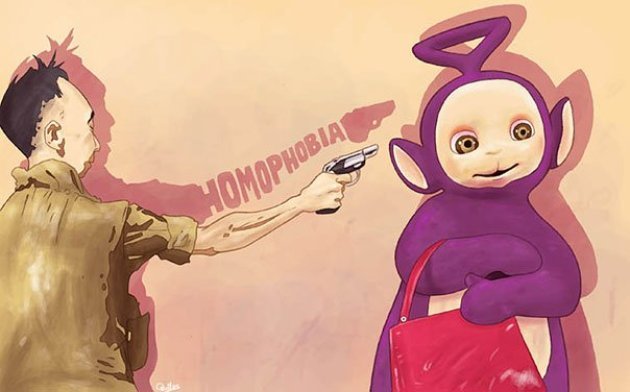 controversial illustrations luis quiles gunsmithcat 13 - 현대 사회의