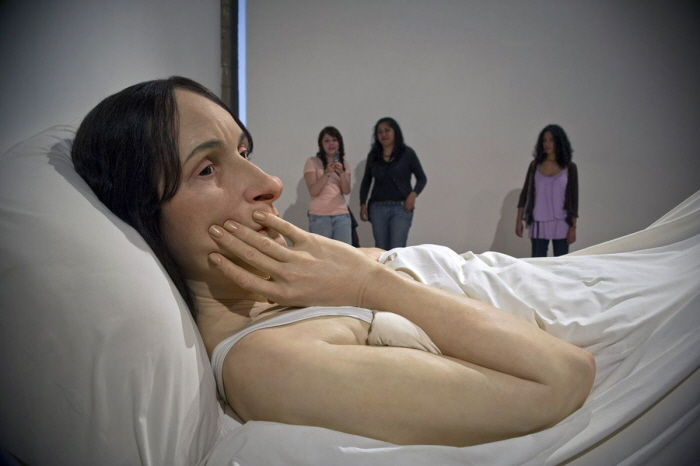 Facebook | Ron Mueck