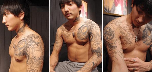 「後藤祐樹 今田・東野のカリギュラ タトゥー」の画像検索結果