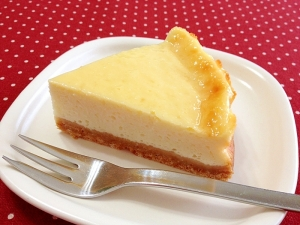Image result for ヨーグルトケーキ 水切り