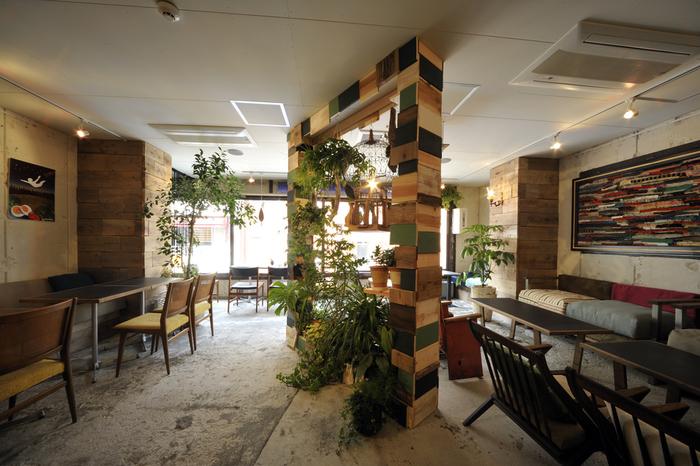新宿 カフェ