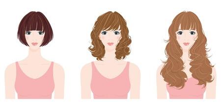 女子高校生に人気の髪型에 대한 이미지 검색결과