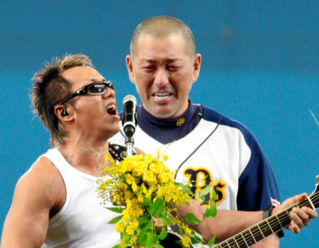 清原さんの引退セレモニ에 대한 이미지 검색결과