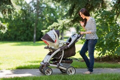 散歩 赤ちゃん