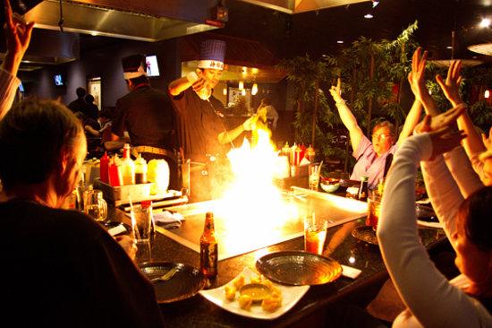 hibachi restaurant에 대한 이미지 검색결과