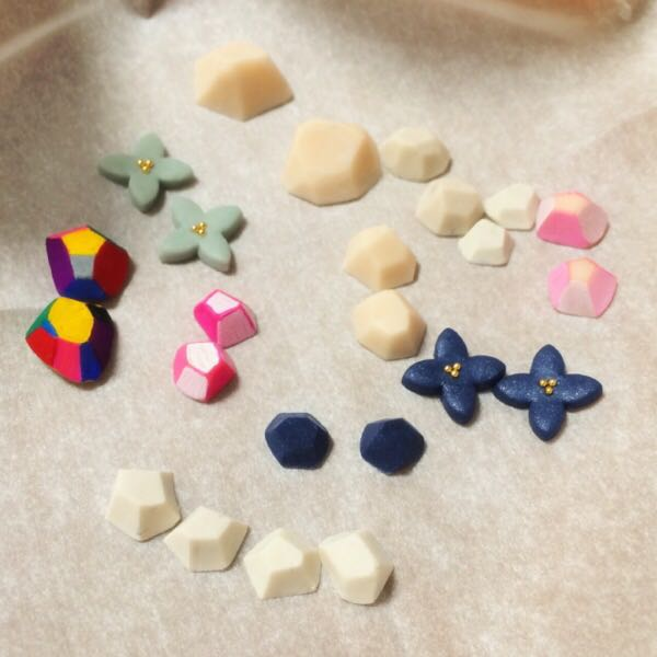 「樹脂粘土 アクセサリー」の画像検索結果