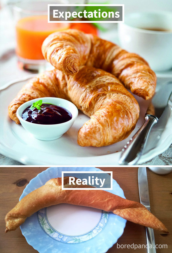 My Wife Made Croissants For Breakfast. Nailed It!
