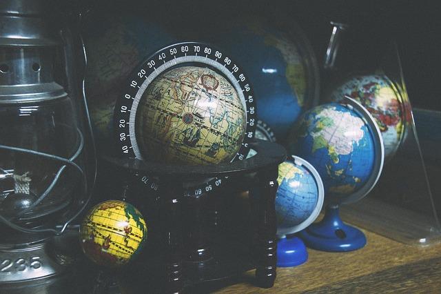 글로브, 세계, 지리, 수집, 지도, 작성법, 탐색, 여행, 국가