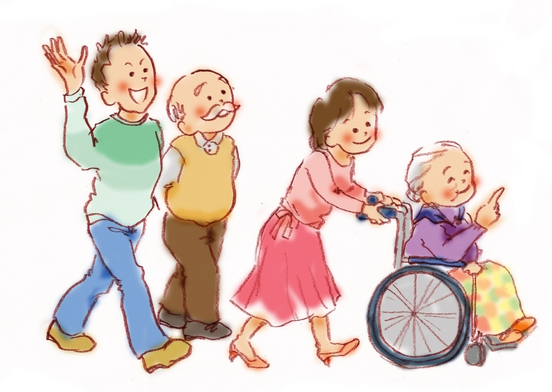高齢社会에 대한 이미지 검색결과
