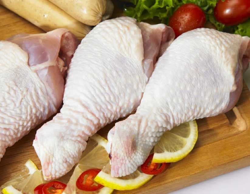 Image result for washing your chicken before cooking