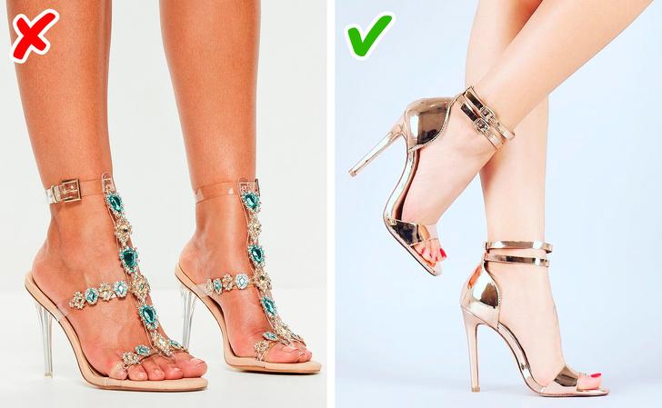 9Razones por las que los zapatos caros amenudo seven baratos