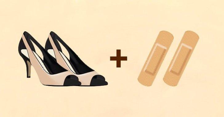 10Trucos infalibles para evitar que tus zapatos favoritos telastimen