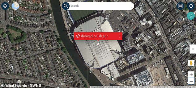 The number of distinct words needed to cover the planet is 38,485 - the cube root of 57 trillion (pictured here is the Millennium Stadium in Cardiff,
