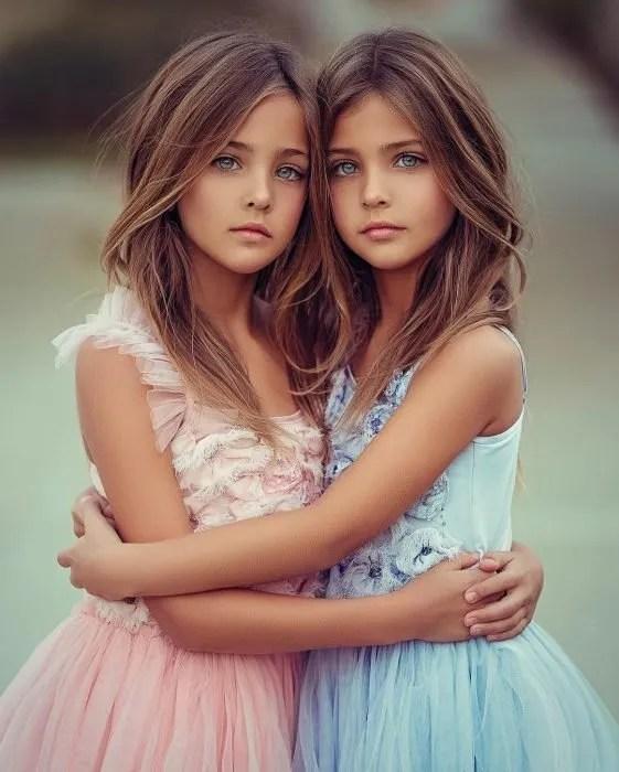 Estas Hermanas Se Convierten En Las Gemelas Más Hermosas Del Mundo - Va a gustarme