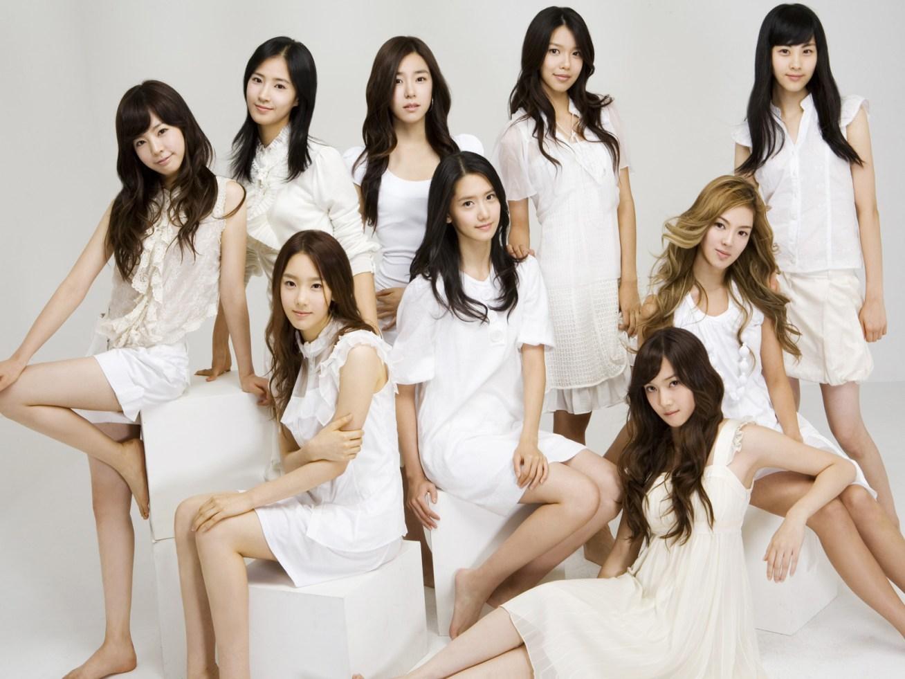 少女時代のメンバーと名曲を紹介します Hachibachi
