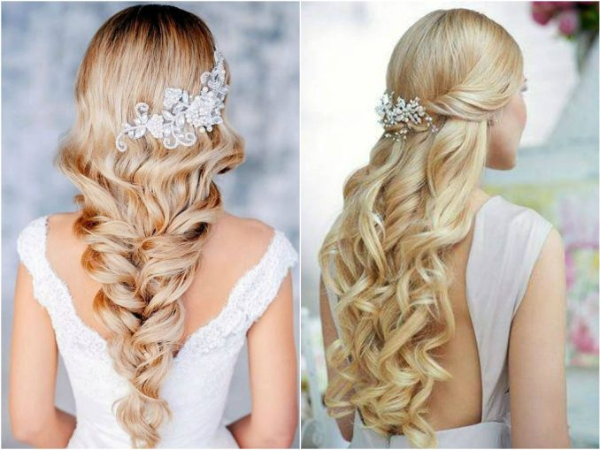 wedding hair extensions for wedding day glamor | soposted