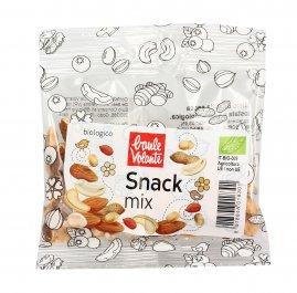 Snack Mix Bio con Frutta Secca