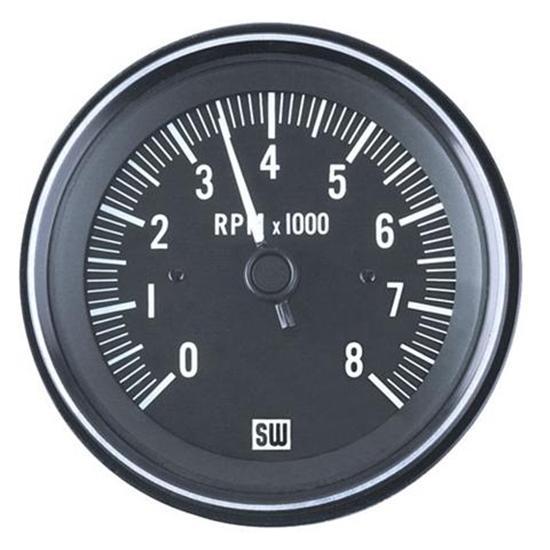 Stewart Warner Tachometer Info