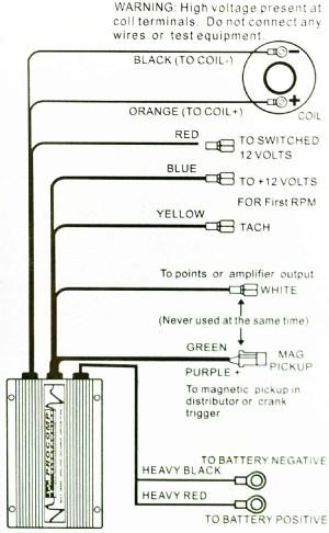 Prop PC6AL2 MultiSpark CDI Ignition Box