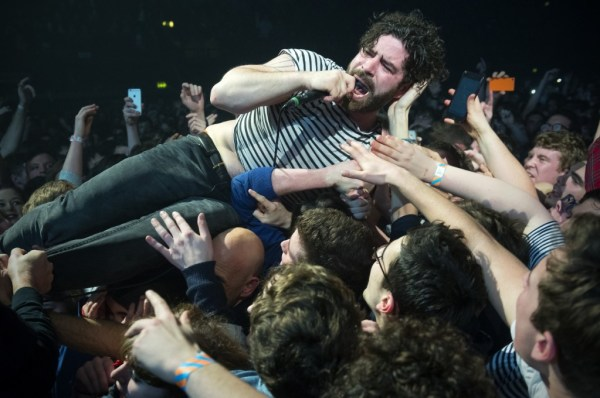 Foals Announce 2 New Albums Release Exits SPIN