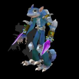 Klinderas of the Hunter Empire
