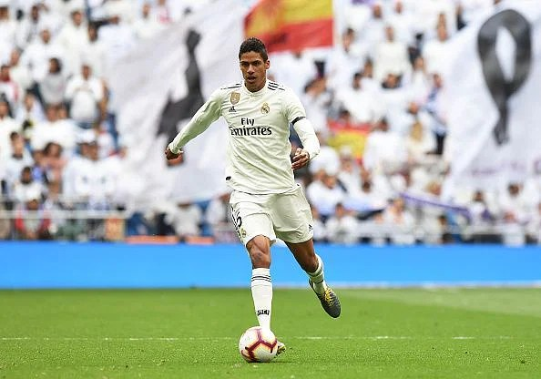 Varane is one of the world's best defenders and despite Real's poor season, is committed to the cause