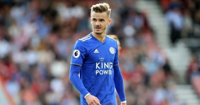 Should Manchester United sign him from Leicester City?