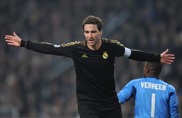 AFC Ajax v Real Madrid CF - UEFA Champions League