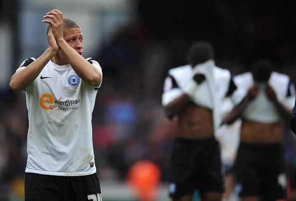 Crystal Palace v Peterborough United - npower Championship