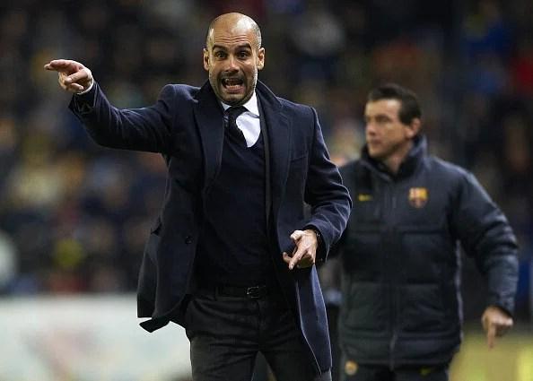 Villarreal CF v FC Barcelona - Liga BBVA