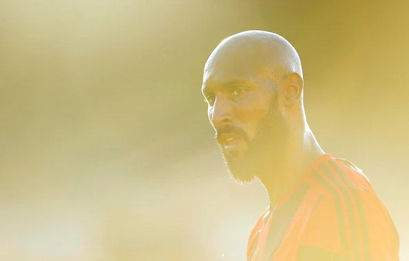 Nicolas Anelka: The new face of West Brom.