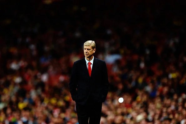 Arsene Wenger, still struggling to make big name signings