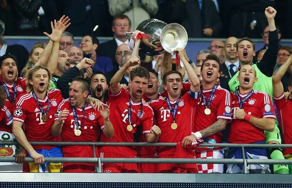 Defending champions Bayern Munich are the favourites to lift their 6th European Cup