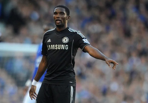 Chelsea could have done better than Samuel Eto'o