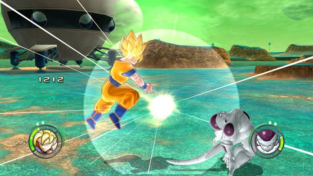 Z Characters Blast Raging All Transformations 3 And Ball Dragon
